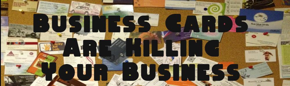 Biz cards & bookmarks